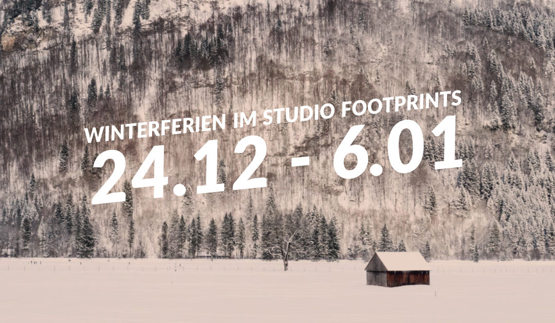 Winterferien im Footprints