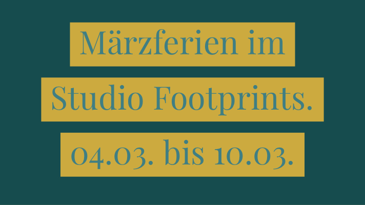 Märzferien im Footprints