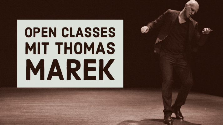 Open Classes mit Thomas Marek