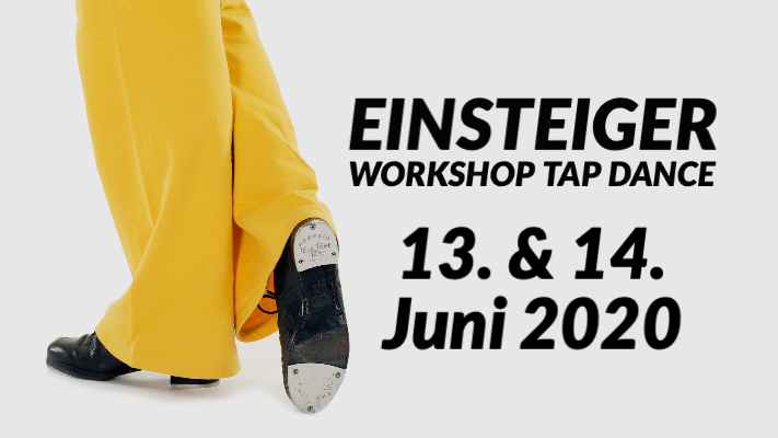 Einsteiger Workshop Tap Dance
